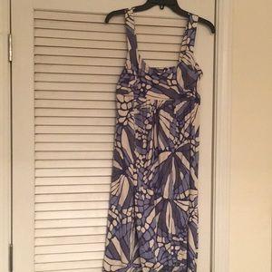 Maxi Printed Loft dress